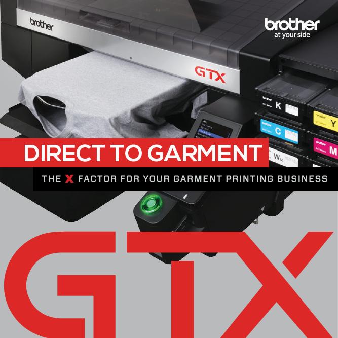 Brother GTX