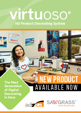 Sawgrass Printers Now Available
