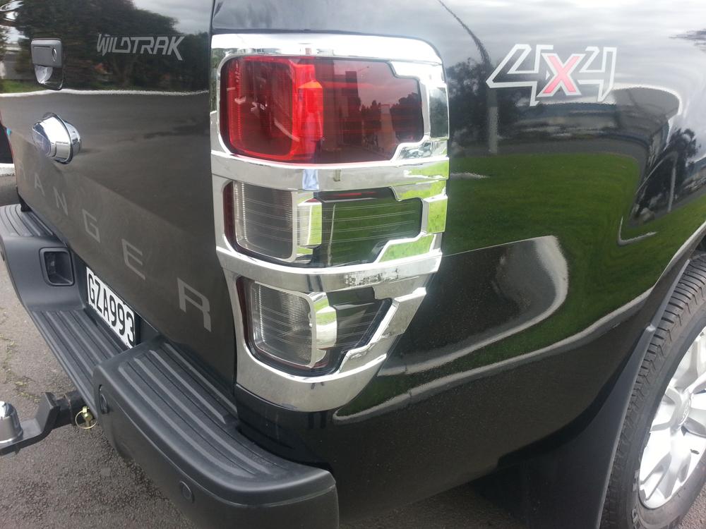ford ranger chrome tail light