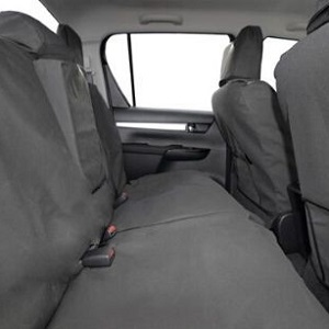 Canvas HD Seat Covers NZ