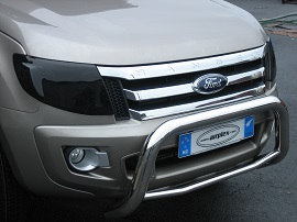 tinted blackout light for offroad and showroom use
