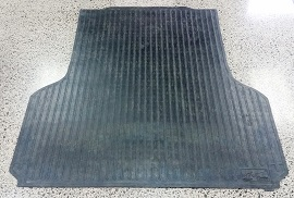 rubber mat for van
