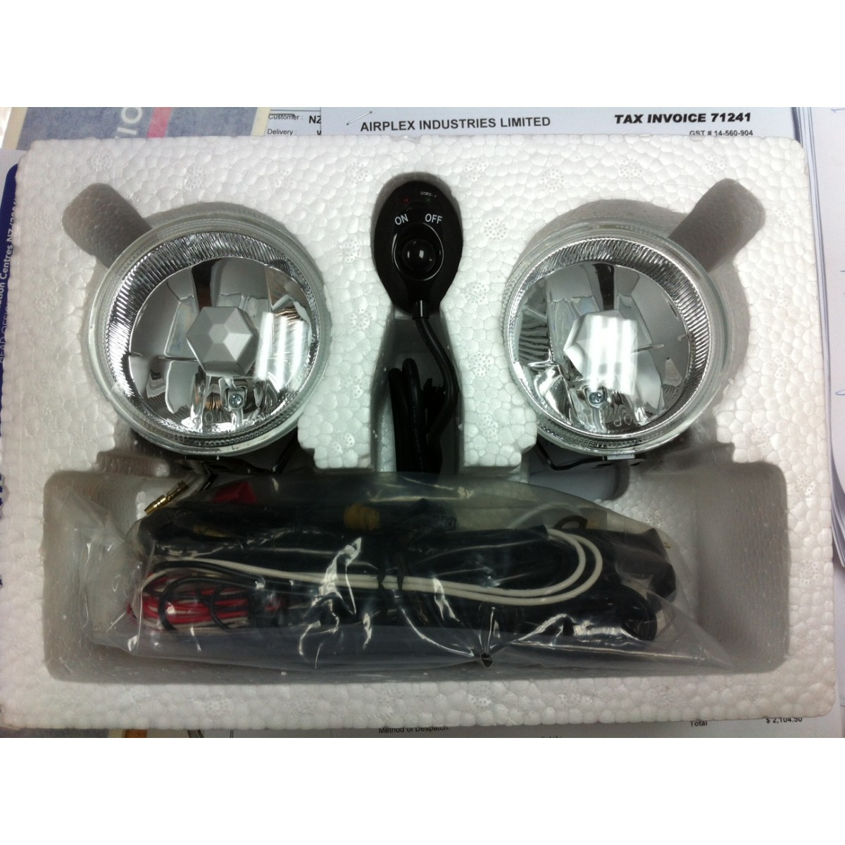 Esuse fog light kit NZ