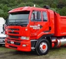 truck stone guard nz