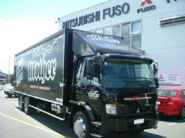 fuso truck stoneguard