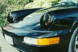 Porsche Headlight covers