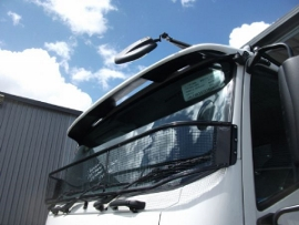 isuzu truck sunvisor