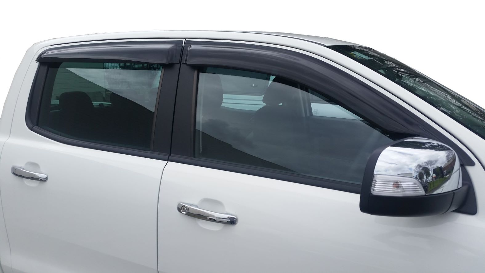 Sport Door Visor NZ