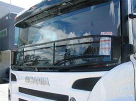 truck windscreen stoneguard