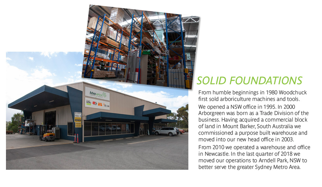 Solid Foundations - Mount Barker Warehouse, South Australia
