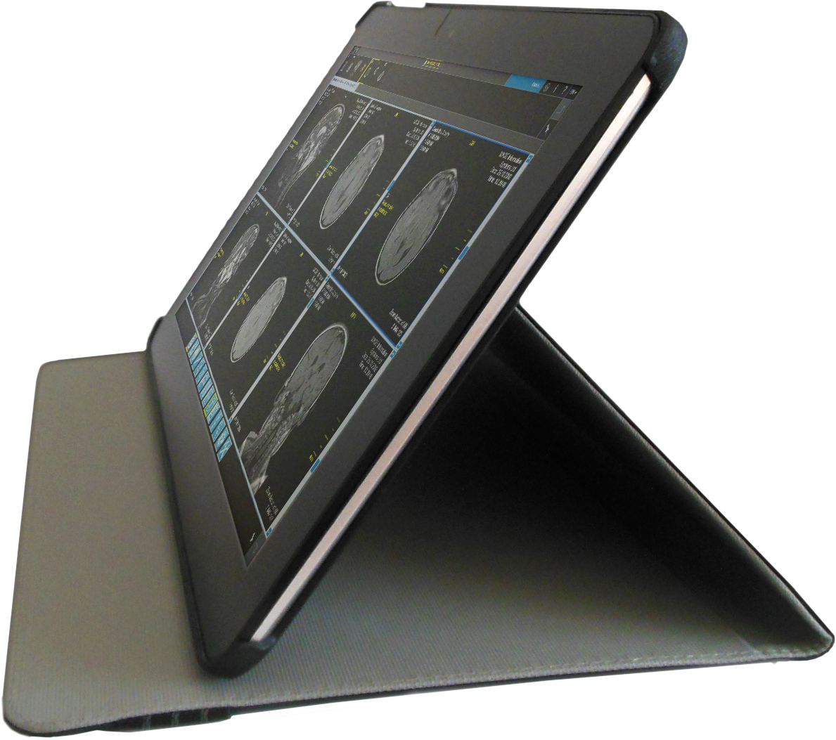 MED-TAB side view