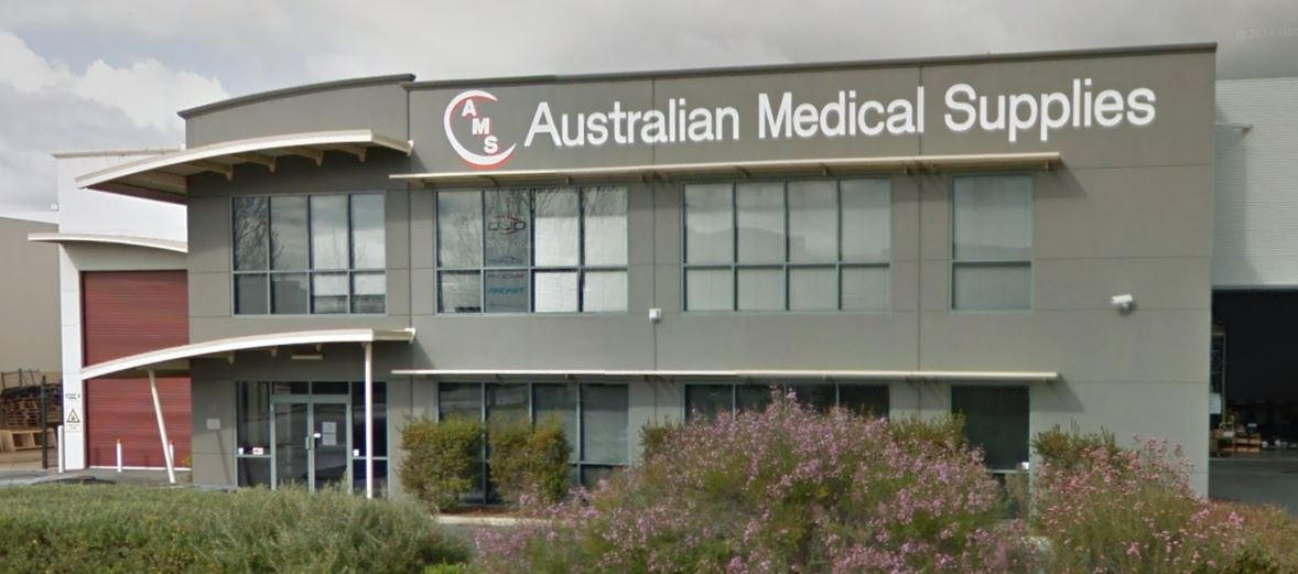 Australian Medical Supplies Company Image