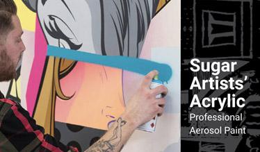 Sugar Artists Acrylic Spray Paint