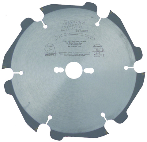 250mm Cement Sheet Blade