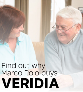 Marco Polo Aged Care shares Veridia Experience