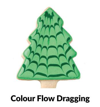 Colour Flow Dragging
