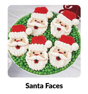Santa Face Recipe
