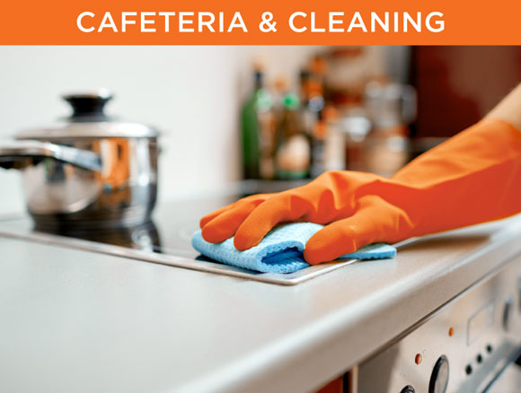 Café and Cleaning