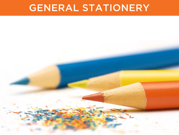 General Stationery Office-Supplies