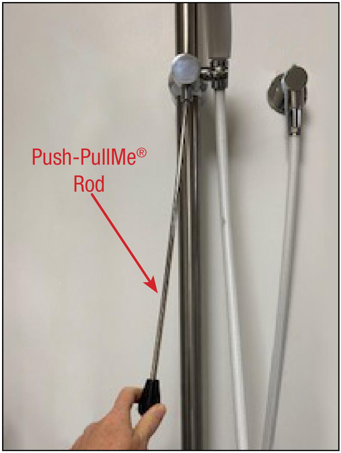 Con-Serv PushPullMe Rod