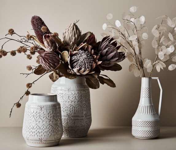 Floral Interiors Artificial Flowers Creative Living