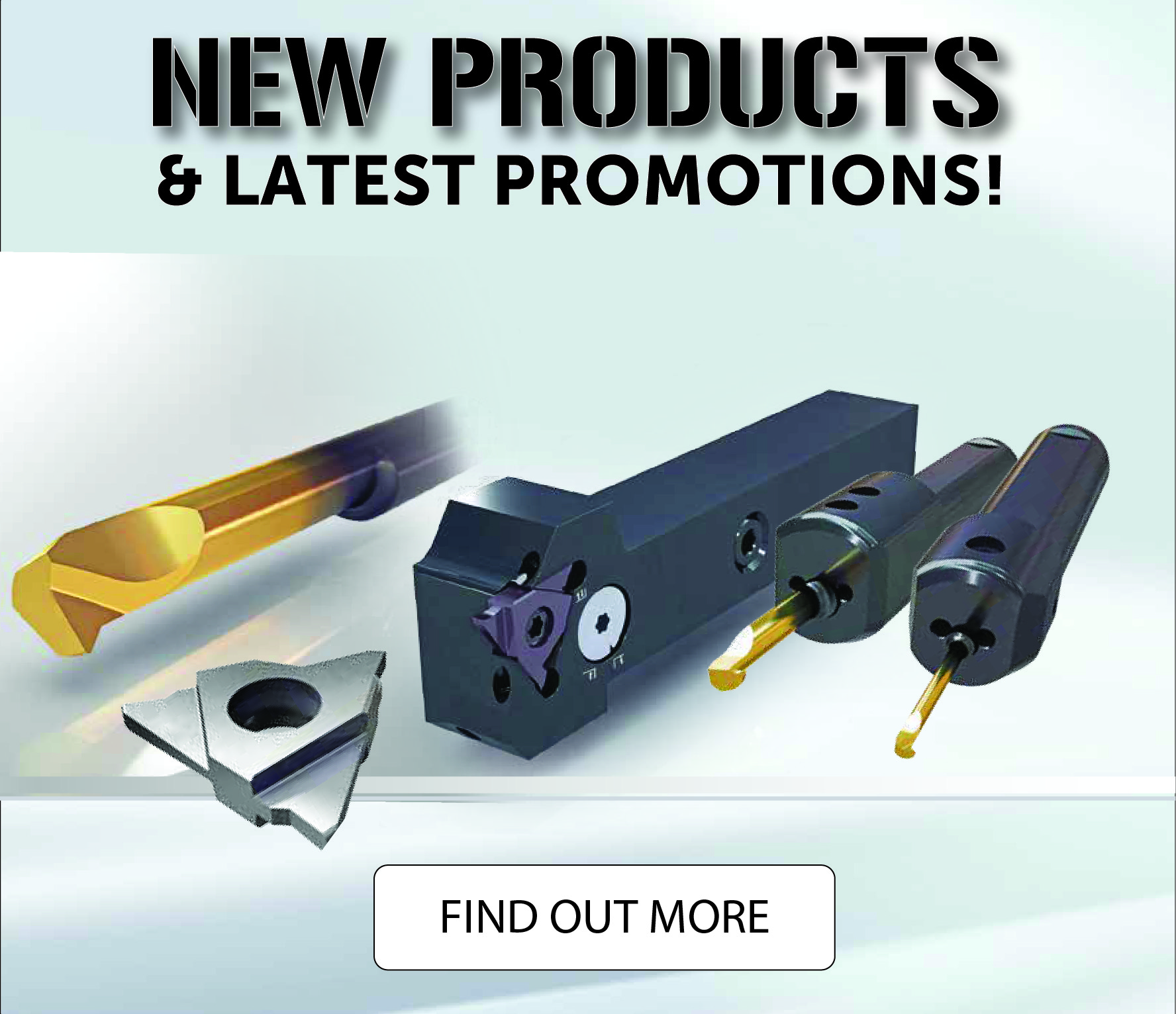 New products latest promo