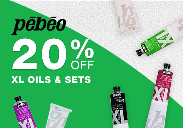Pebeo XL Oil Sale