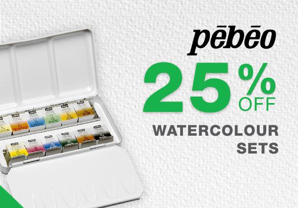 Pebeo Watercolour Sale