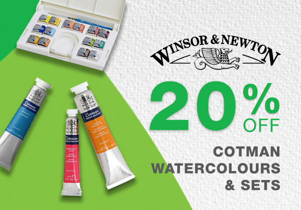 Winsor and Newton Cotman Watercolours