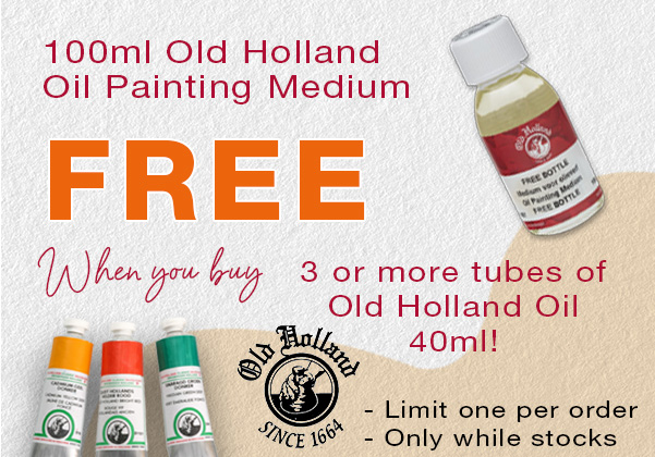 Free Oil Holland Oil Medium