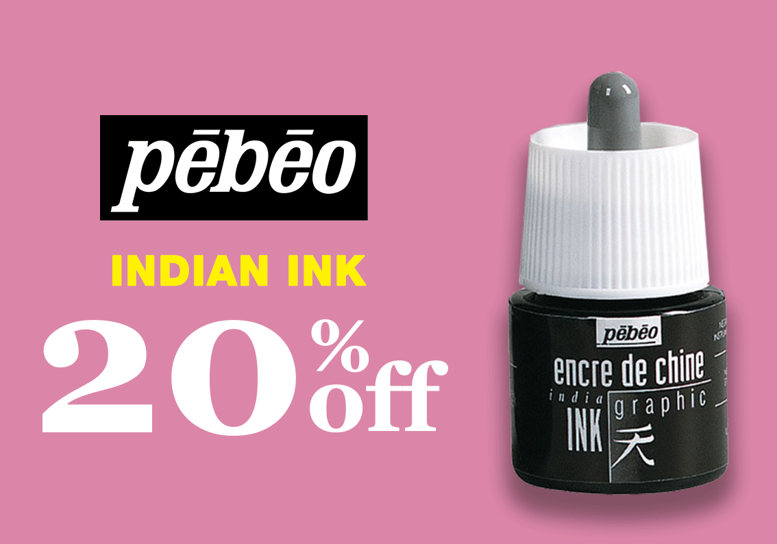 Pebeo Indian Inks Sale