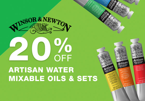 Winsor and Newton Artisan Water Mixable Oils Sale