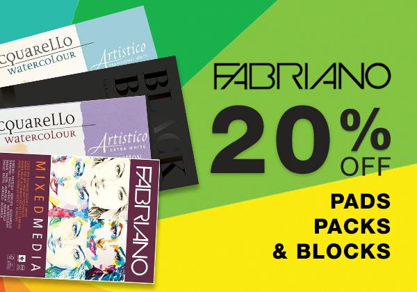 Fabriano Pads Blocks Pads Sale