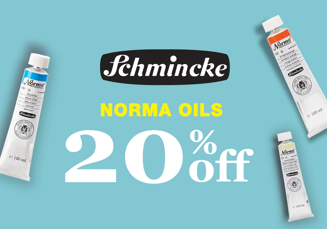 Schmincke Norma Oils Sale