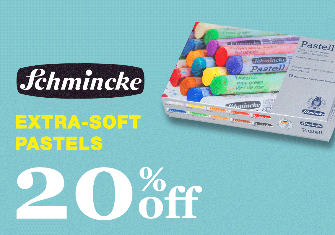 Schmincke Extra soft pastels Sale