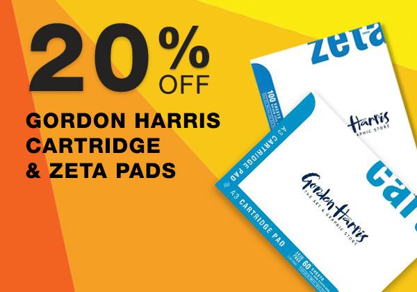 Gordon Harris Pads Sale