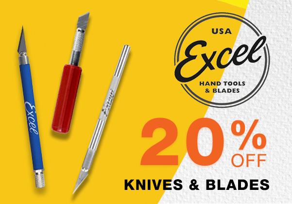 Excel Knives Sale