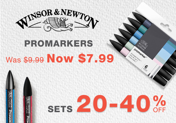 Winsor and Newton Sale