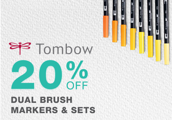 Tombow Dual Markers Sale