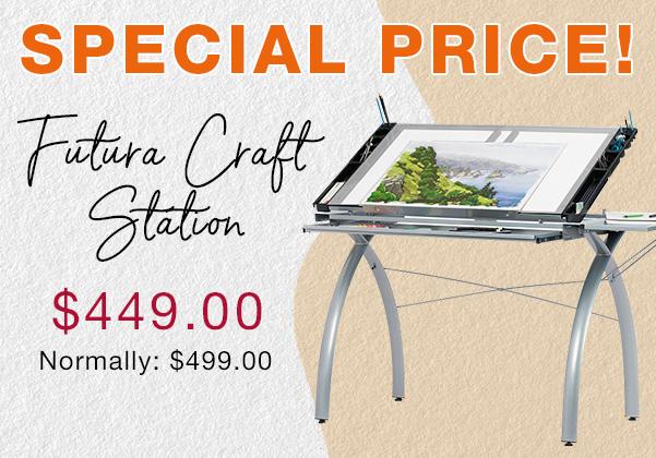 Futura Craft Station Sale