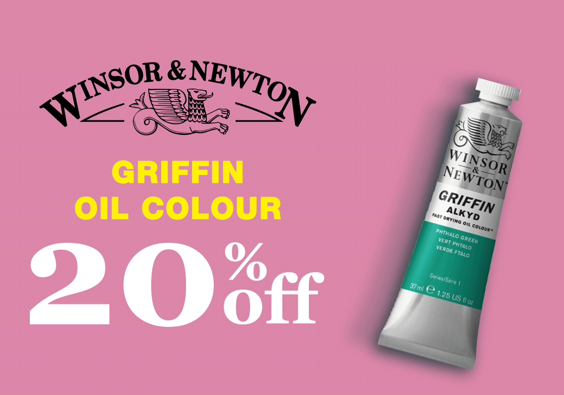 Winsor and Newton Griffin Oil