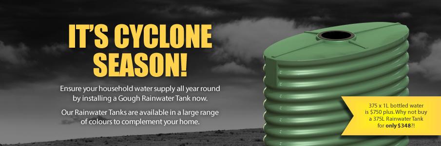 Cyclone Season Tank