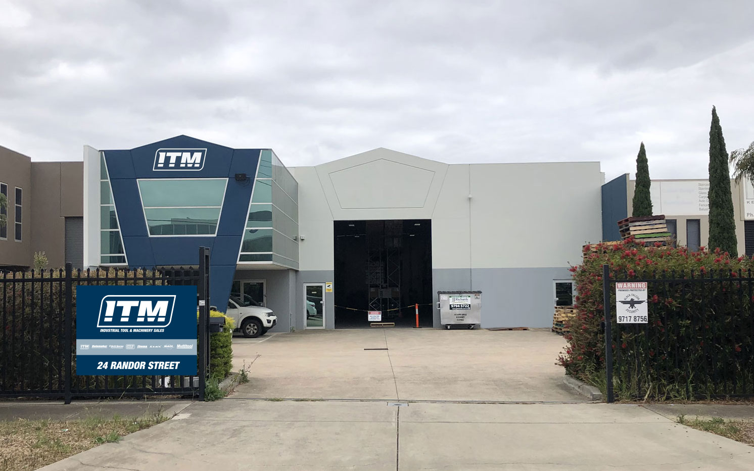 ITM Melbourne Building
