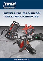 Bevelling Machines and Welding Carriages
