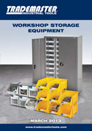 Trademaster Workshop Storage Equipment Catalogue 2013