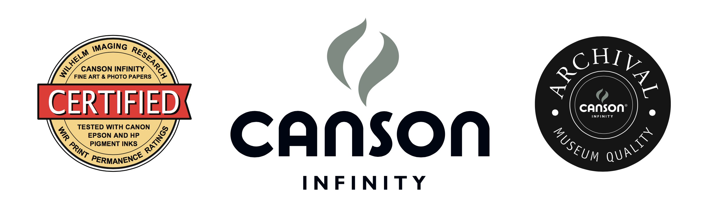 Canson Infinity Trio Logo