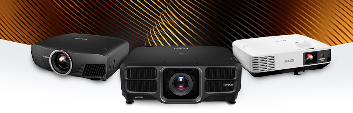 Epson Projector Banner