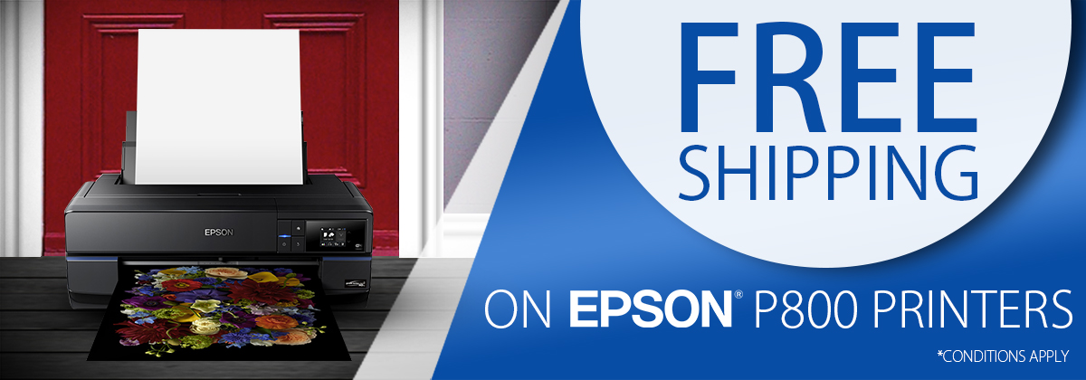 Epson P800 FREE Shipping