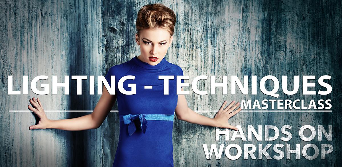Lighting Techniques Banner