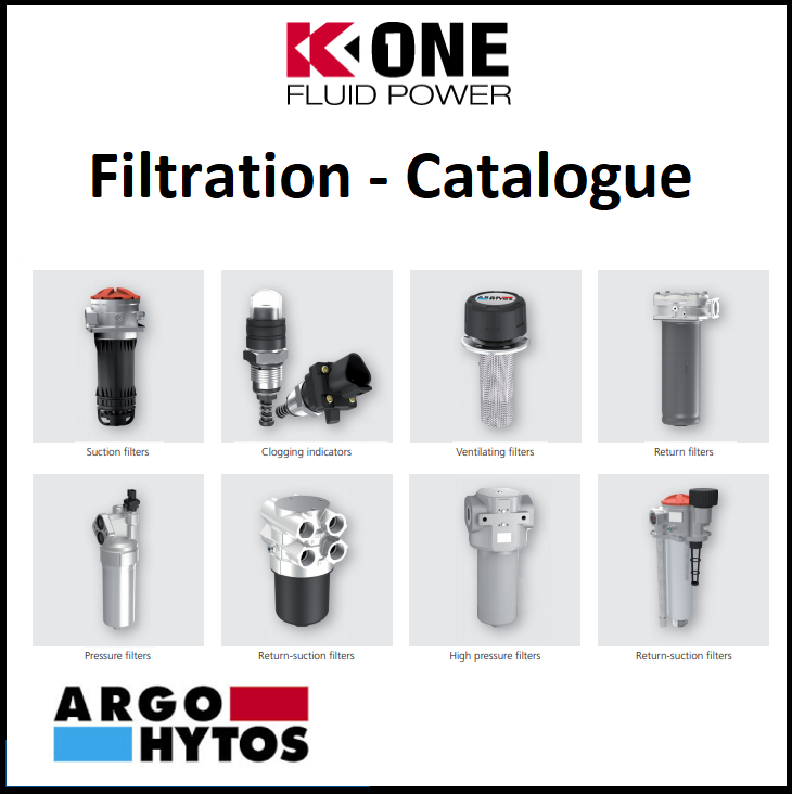 argo hytos filtration catalogue